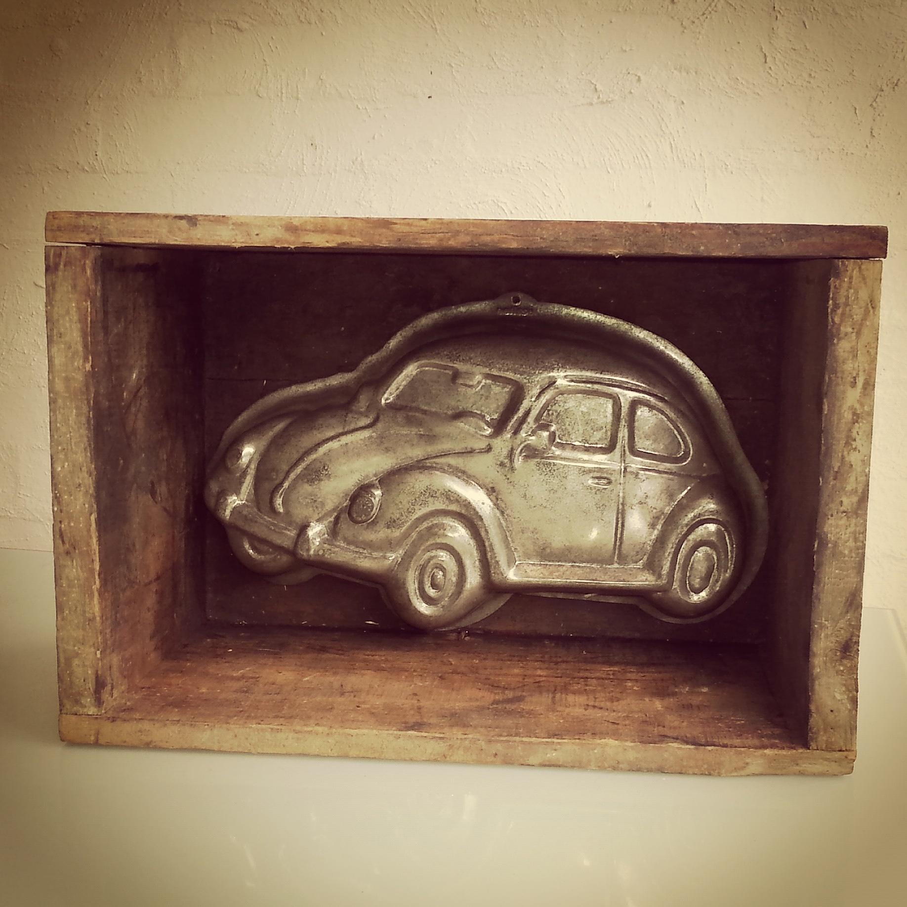 VW Jelly Mould